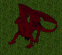 Blood Red Pet Dye