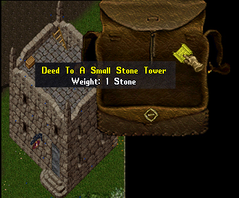 Small Tower Deed