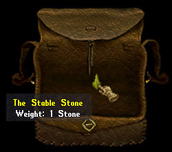 Stable Stone